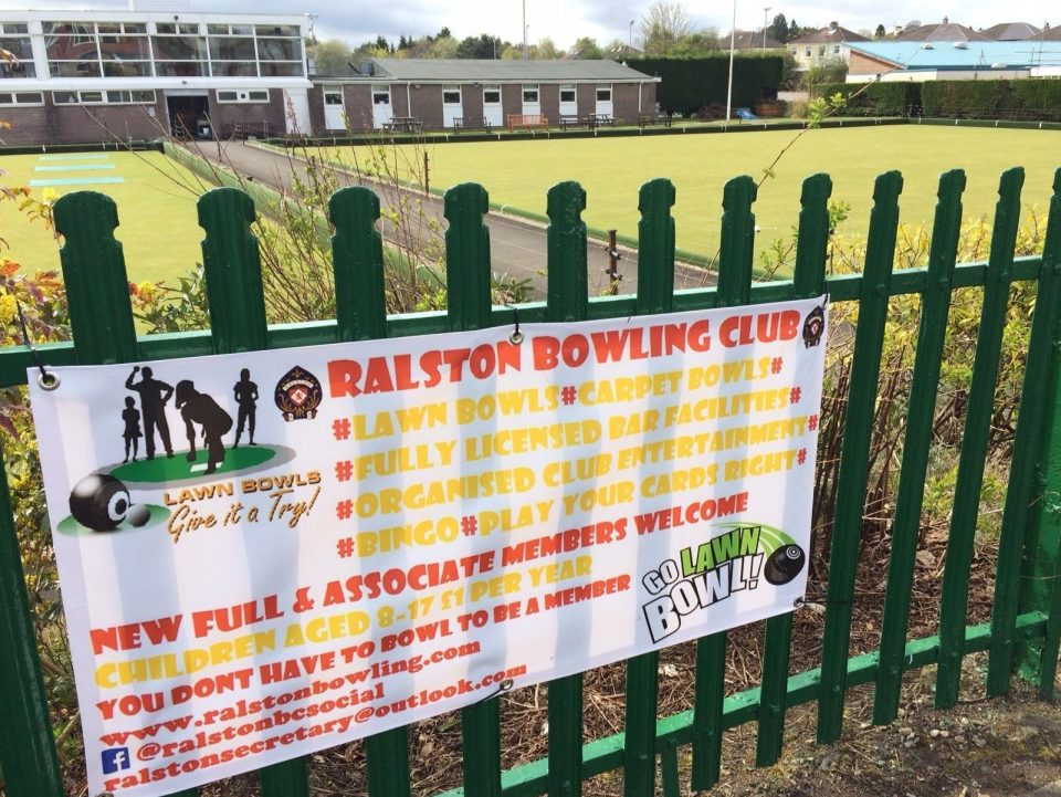 Ralston Bowling Club